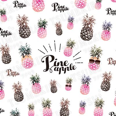 ピンクパイナップル ネイルシー...