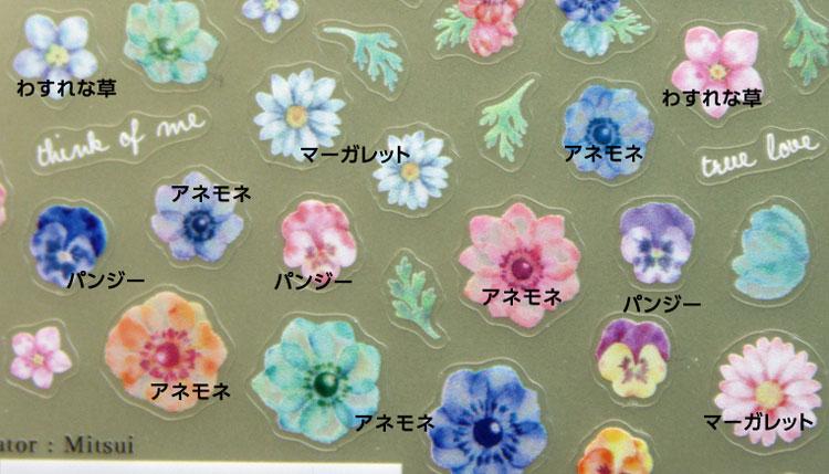 4月の花言葉