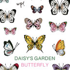 DAISY プロデュース10 DAISY'S GARDEN BUTTERFLY