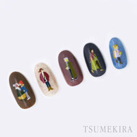 flicka nail arts プロデュース1 4 seasons GIRLS Winter