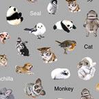Saki Chibaプロデュース2 Cute critters