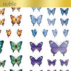 【noble】Elina プロデュース1 Metallic butterfly