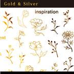 DAISY プロデュース12 DAISY'S GARDEN gold no.1(ジェル専用)