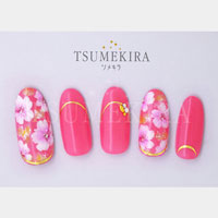 cranberry nailプロデュース2 Design line tape gold(ジェル専用)